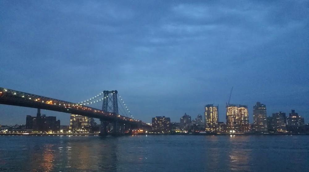 Oisa - Elämäni sisältöä - New York ensitunnelmat